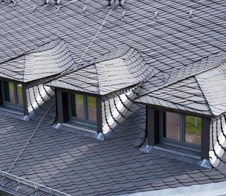 Travaux de construction de toiture en ardoise à Arras