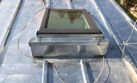 Mise en place de fenêtre de toit à Arras