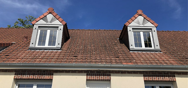Création de fenêtre de toit à Arras