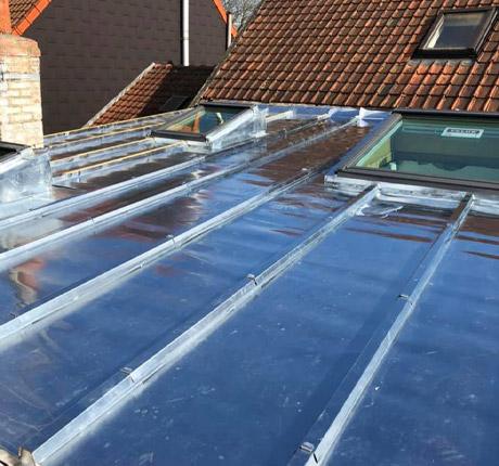 Remplacement de toiture à tasseaux à Arras